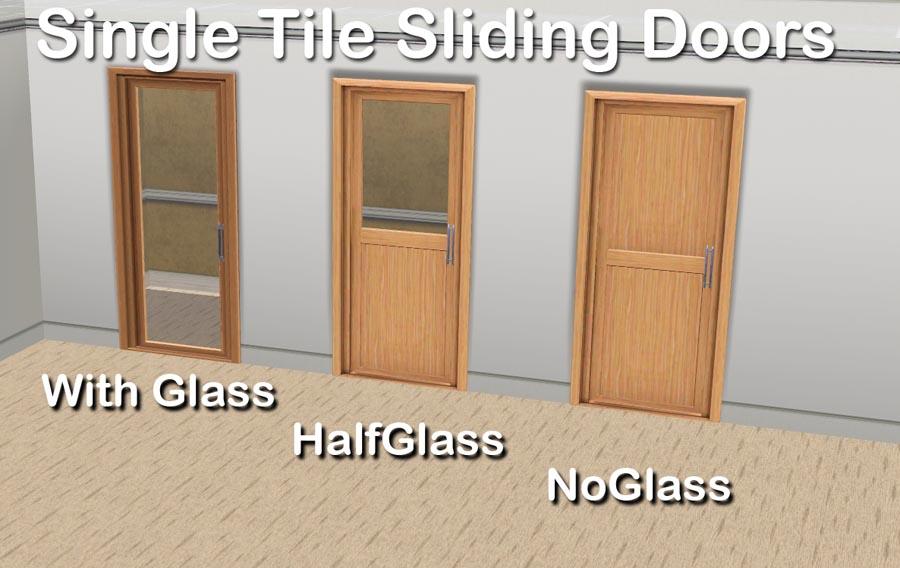 Sims 3 Sliding Door 900 x 568