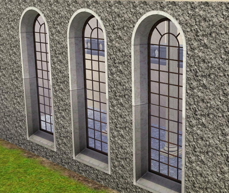 My sims 3 blog 2 new windows for extended walls by lisen801 for 2 window