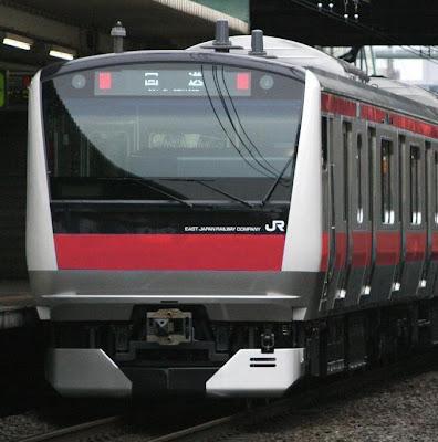 発車オーライ! 発車オーライ!: 【ウソ電】京葉線・埼京線E233系 skip to ...