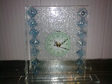 relojes con vidrio importados