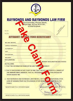 Sworn Affidavit Form