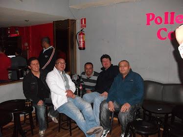 ENCUENTRO DE MELOMANOS MADRID DISCOTECA LA POLLERA COLORA