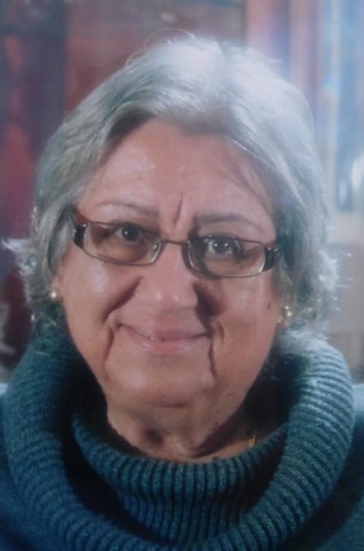 Αναφορά στη χαράκτρια Άρια Κομιανού (+30.7.2015)