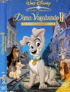 Telona - Filmes rmvb pra baixar grátis - A Dama e o Vagabundo 2 DVDRip Dublado