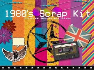 http://stephsscrappybits.blogspot.com/2009/12/80s-scrap-kit.html