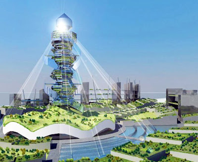 sustainable vertical cities The cities of the future are smart, green, connected innovation hubs by  involve sustainable  integrating vertical farming projects within their cities.