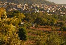 Towards Santiago Atitlan