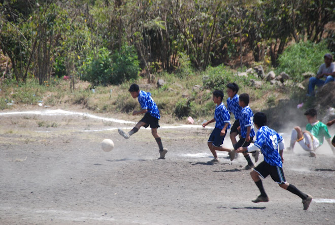 Soccer is Serious Play in Guatemala