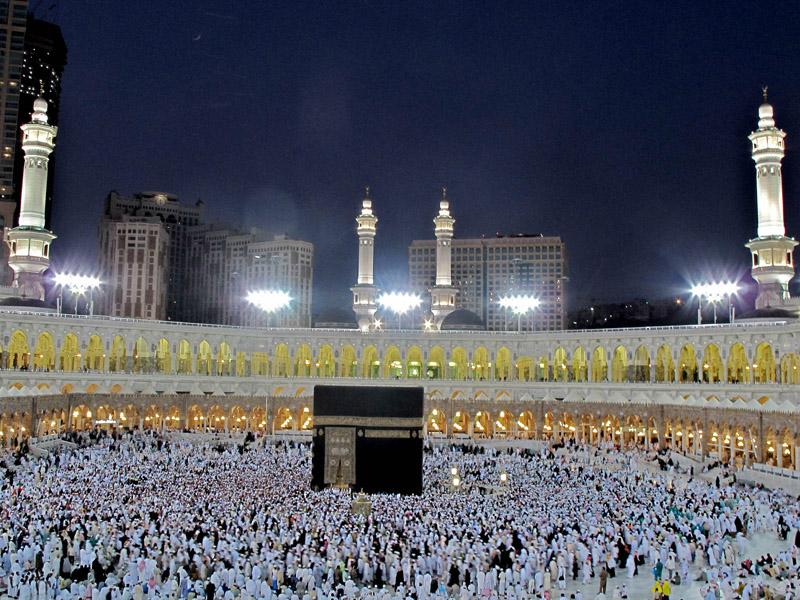 masjidkini...: Masjidil Haram (Kaabah), Makkah