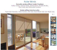 Roller Blinds, Wood Blinds, Slimeline Blinds