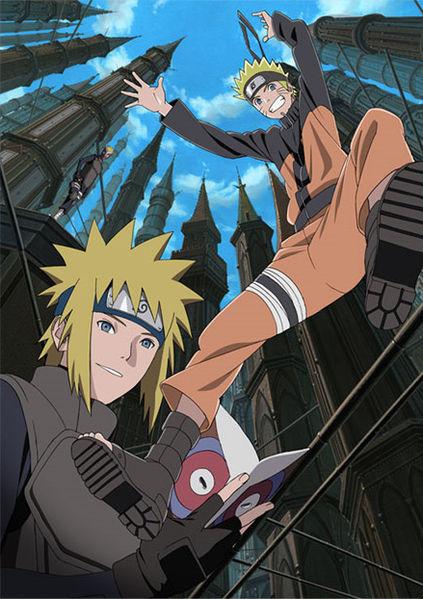 Naruto Shippuden Movie 4 - The Lost Tower