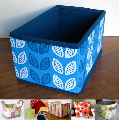 Photo of Fabric boxes from How Abotu Orange