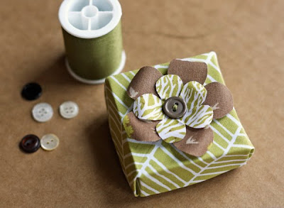 fabric origami box tutorial