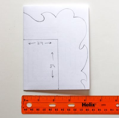 DIY fabric wall decals | Design Inspiration