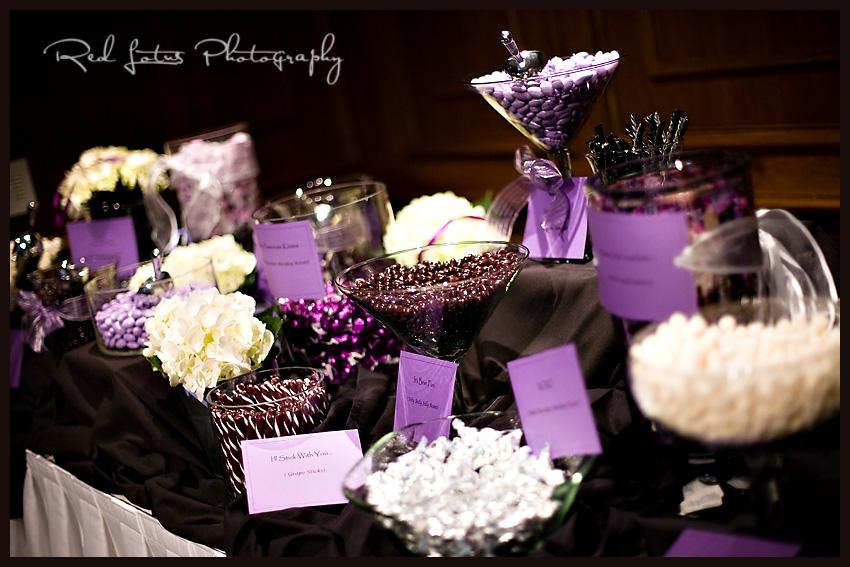 Dessert Candy Treats Buffet