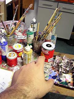 Academia de dibujo y pintura Artistas6 de Madrid. Cursos y clases para aprender a pintar.