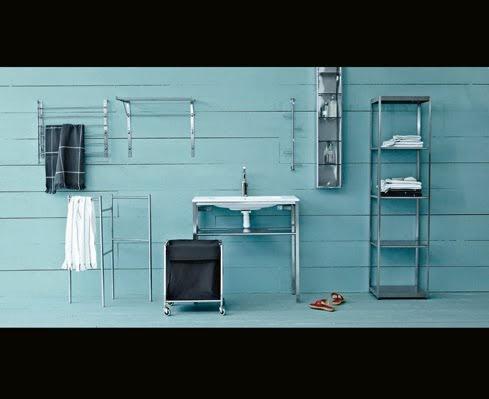Il blog di grundtal acciao inossidabile for Ikea mensole acciaio