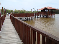 Sungai Teraban Belait Brunei