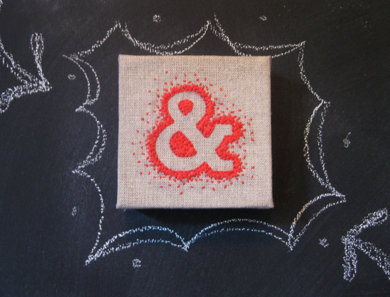 Salty oat modern handmade quilts etsy favorites in red for Ampersand decoration etsy