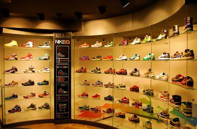 boutique nike barcelona