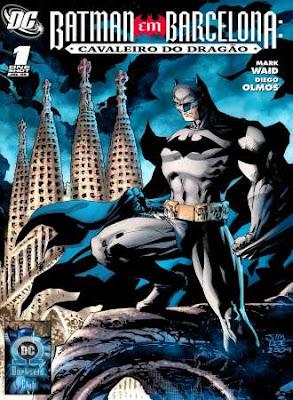 Batman em Barcelona O Cavaleiro e o Dragão