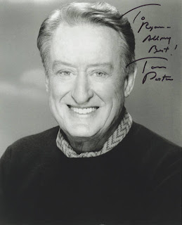 tom poston wife