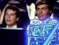 Desi Arnaz Jr. and Automan!