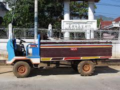 Burma-style transport