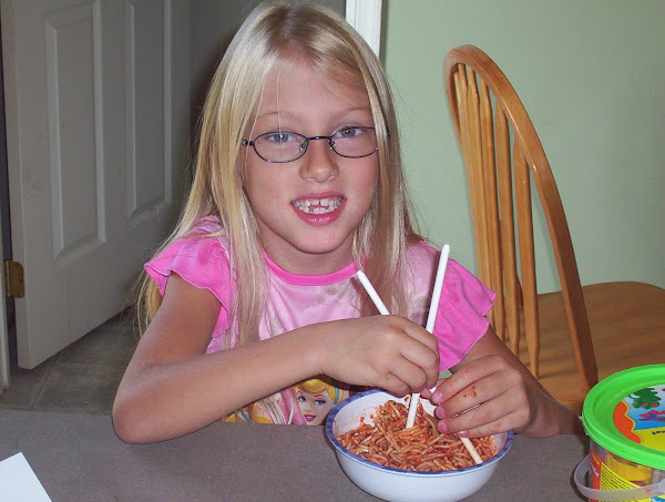 MMM spagetti