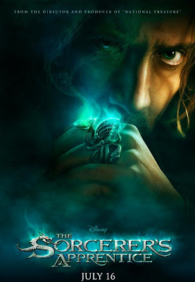 La última peli que has visto es una... Sorcerers-apprentice-new-poster