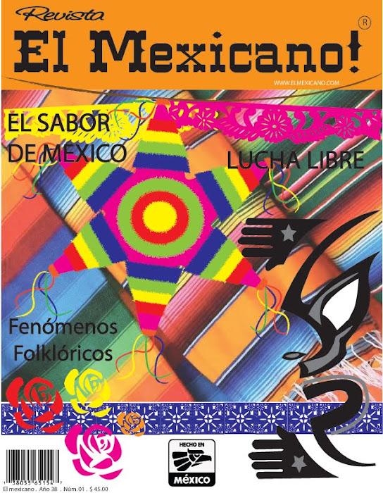 REVISTA EL MEXICANO
