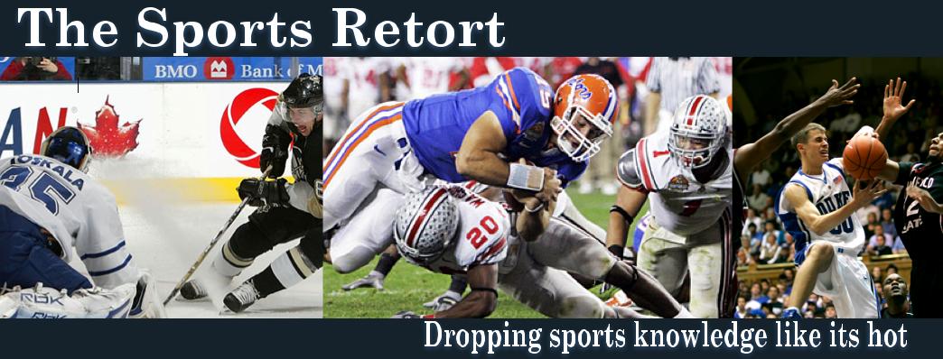 The Sports Retort
