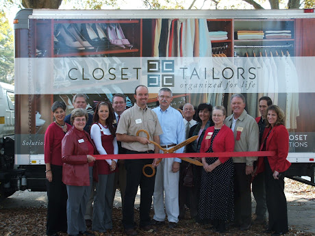 Closet Tailors Peachtree City