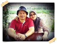 my dad n my mum...