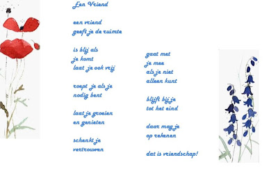 Vandijkonline Weblog Een Vriend