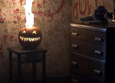 Halloween Visual Effects Dvd