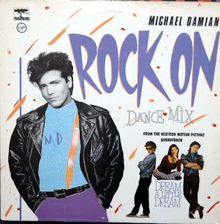 MICHAEL DAMIAN - ROCK ON (EXTENDED DANCE MIX)