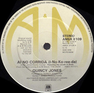 QUINCY JONES - AI NO CORRIDA  (12