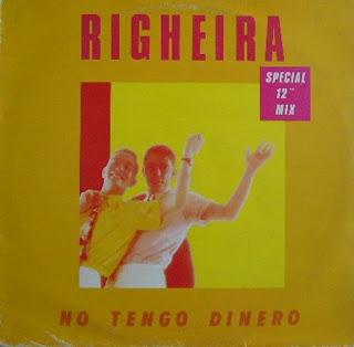 RIGHEIRA - NO TENGO DINERO (SPECIAL 12