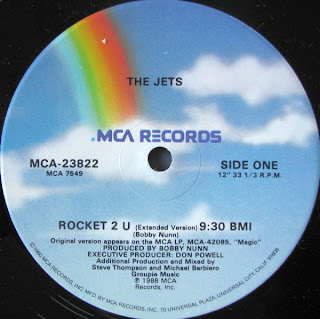THE JETS - ROCKET 2 U