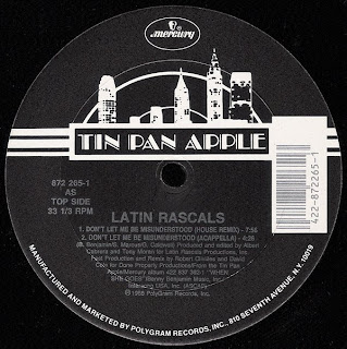 LATIN RASCALS - DONВґT LET ME BE MISUNDERSTOOD
