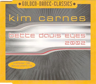 KIM CARNES - BETTE DAVIS EYES 2002 (CDM)