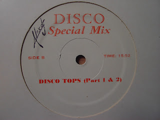 DISCO SPECIAL MIX - DISCO TOPS (PART 1 & 2 )