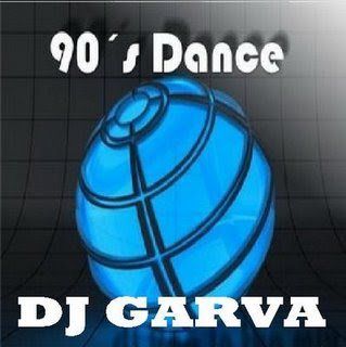 MIX 90S EN VIVO  BY DJ GARVA