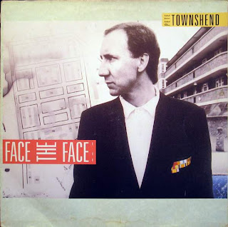 Pete Townshend - Face The Face (Maxi Single)