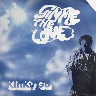 Kinky Go – Gimme The Love [MAXI