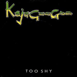 Kajagoogoo - Too Shy (Maxi Single)