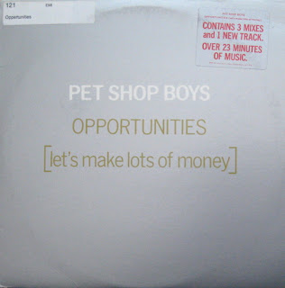 Pet Shop Boys - Opportunities (Maxi Single)