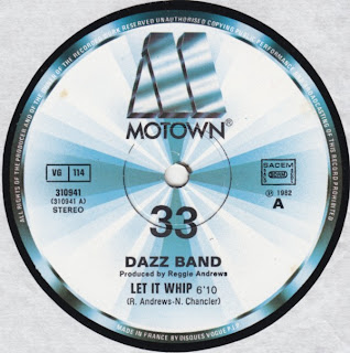 Dazz Band - Let It Whip - specialmix