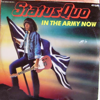 STATUS QUO  - IN THE ARMY NOW (MILITARY MIX)